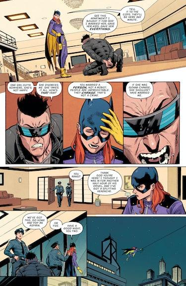 Batgirl Hope Larson