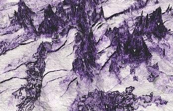 Map of Mordor