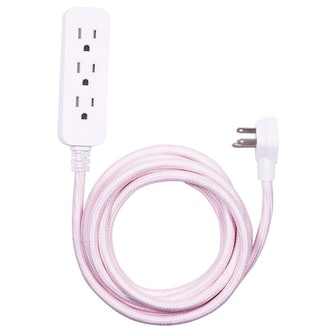 Cordinate Designer 3-Outlet Extension Cord