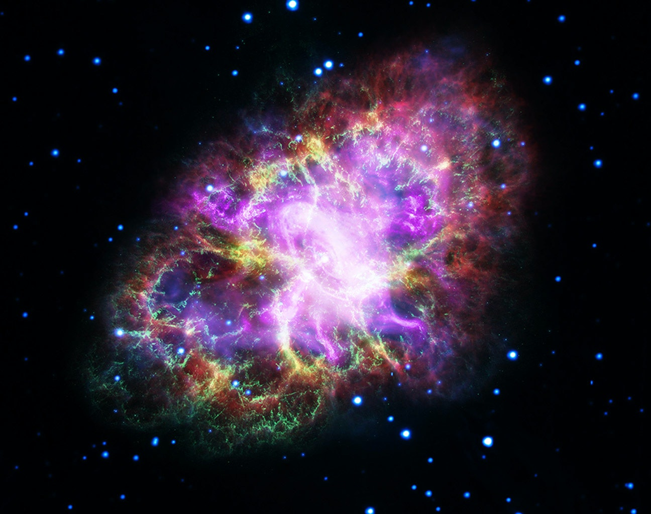 NASA Crab Nebula