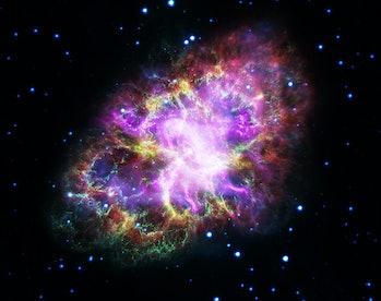 NASA Crab Nebula