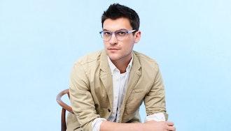Warby Parker Men's Prescription Glasses