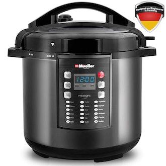Mueller Austria Pressure Cooker Instant Crock 10-in-1 Pot