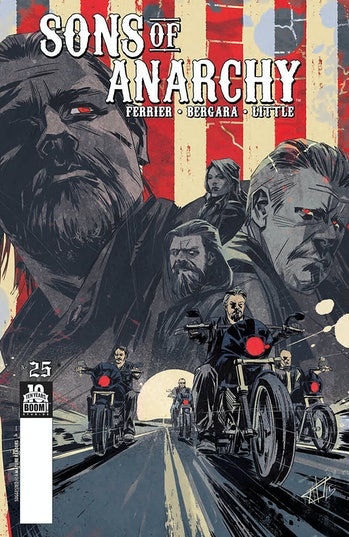 Sons of Anarchy comic