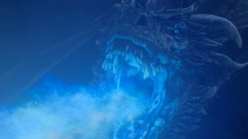 game of thrones ice dragon breath