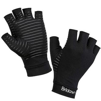 Compression Gloves Copper Fit Gloves