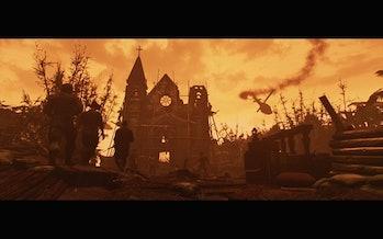 'Apocalypse Now'