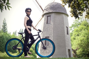 The Propella 2.0 eBike.