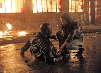 Jessica Jones, Luke Cage