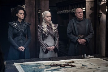 Team Dany preparing for war with Cersei while still in Winterfell.