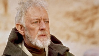 Alec Guinness in 'Star Wars: A New Hope.'