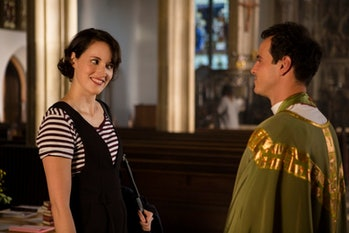 Phoebe Waller-Bridge and Andrew Scott in 'Fleabag' Season 2