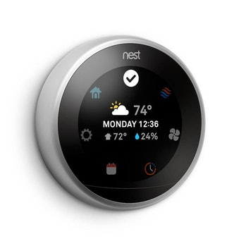 Nest 3rd Generation Learning Thermostat, smart thermostat, smart home