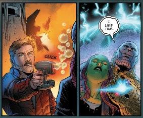 Avengers: Endgame Prelude Comic