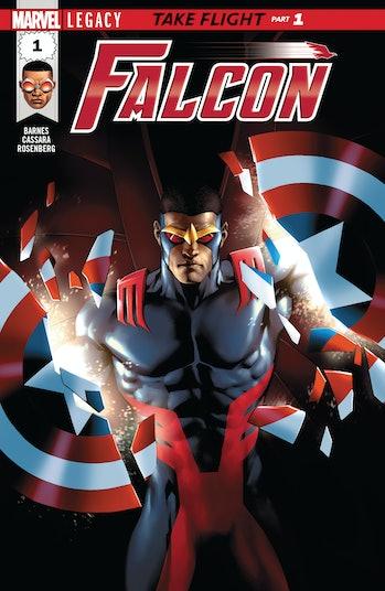 Captain America Sam Wilson Avengers Endgame
