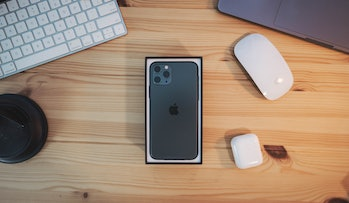 Apple could change the shape of the iPhone 11.