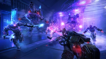 'Shadow Warrior 2' enemies surround the player in this screenshot.
