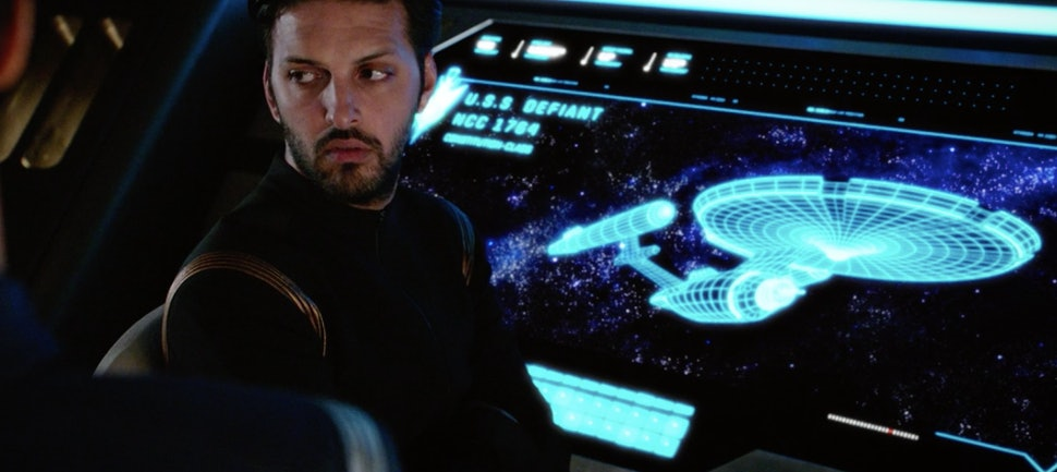 The Defiant in the Mirror Universe