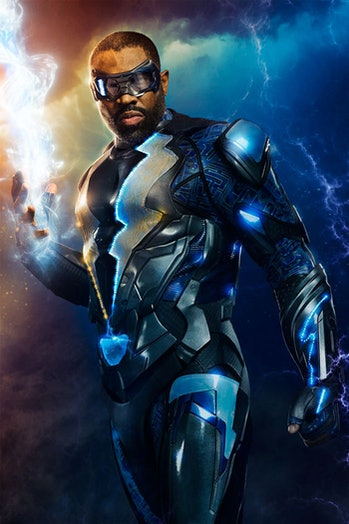 Black Lightning First Look