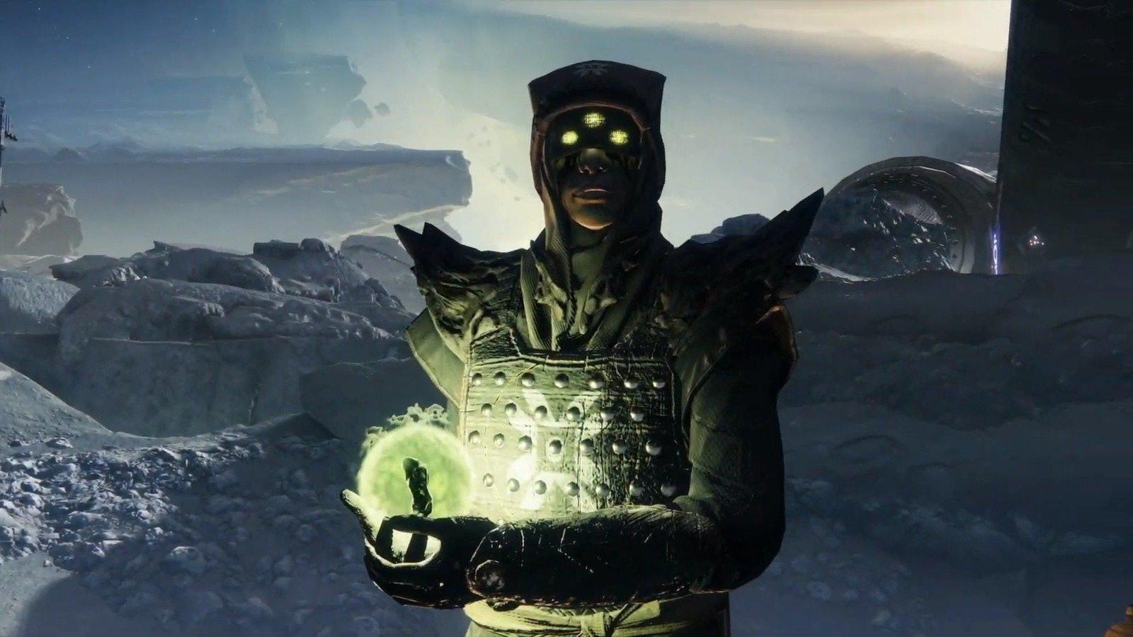 Destiny 2 shadowkeep eris morn