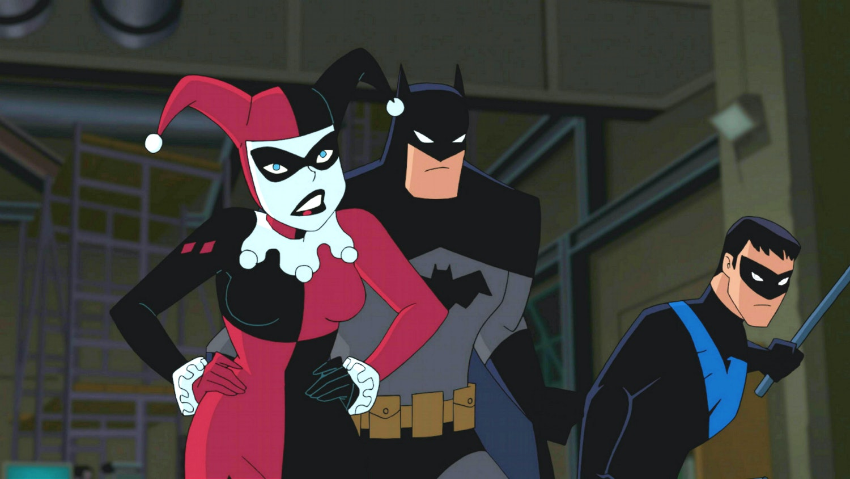 Batman Porno harley quinn talks about doing porn in an official 'batman