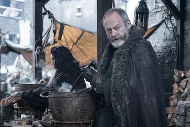 Game of Thrones Season 8 davos
