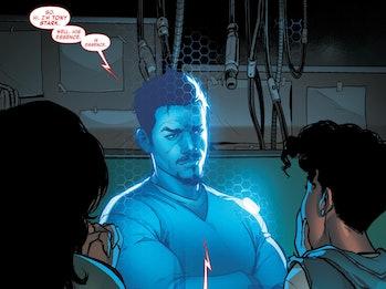 Ironheart Tony Stark A.I.