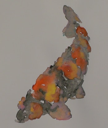 Koi Robotic Art Competition A.I. Paint