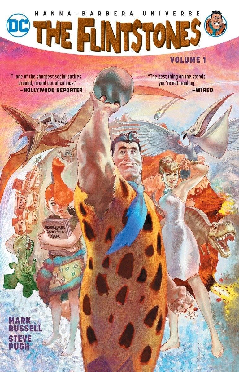 The Flintstones DC Comics