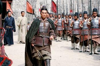 Red Cliff John Woo Movie