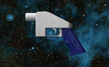 3D-printer gun
