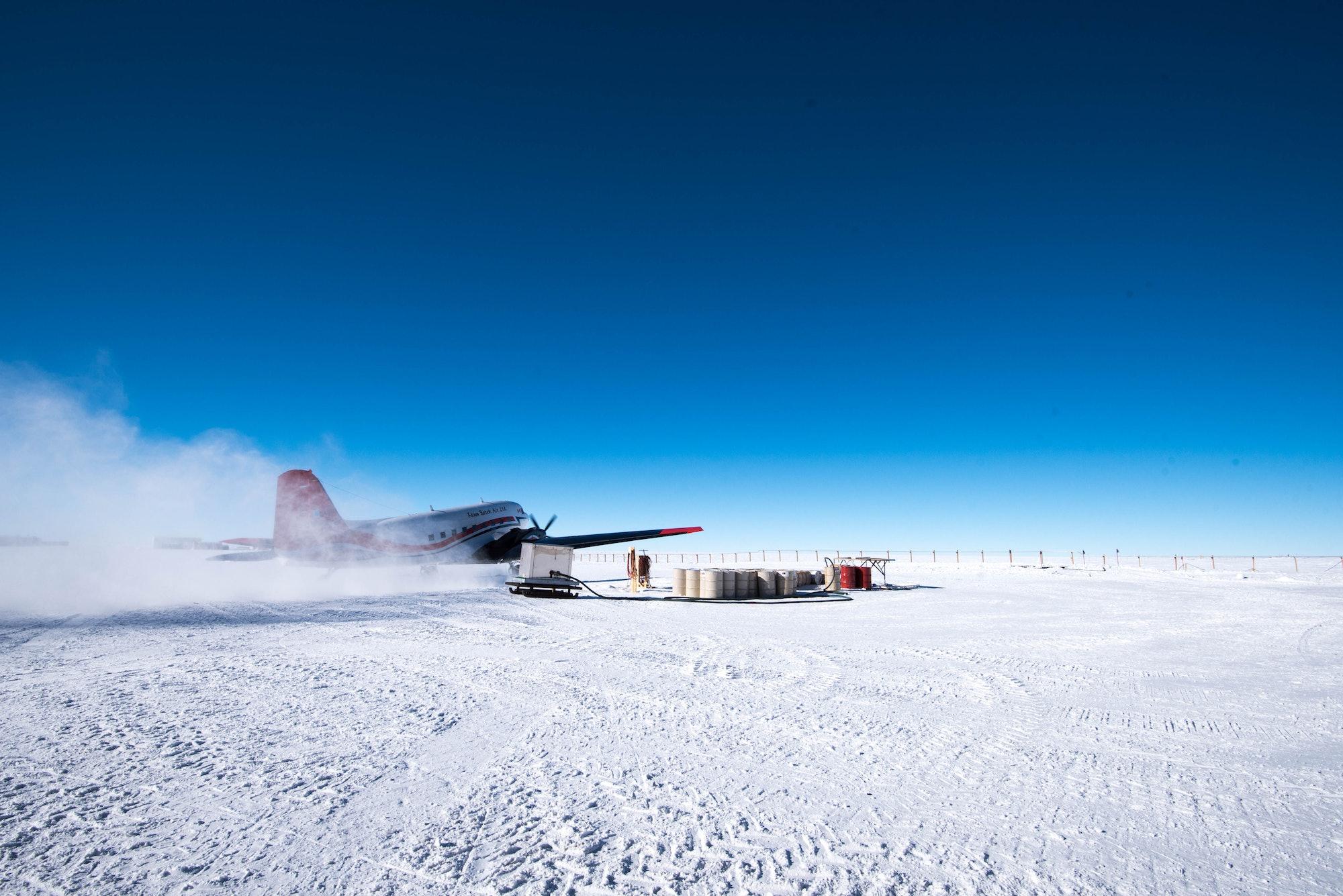 antarctica concordia