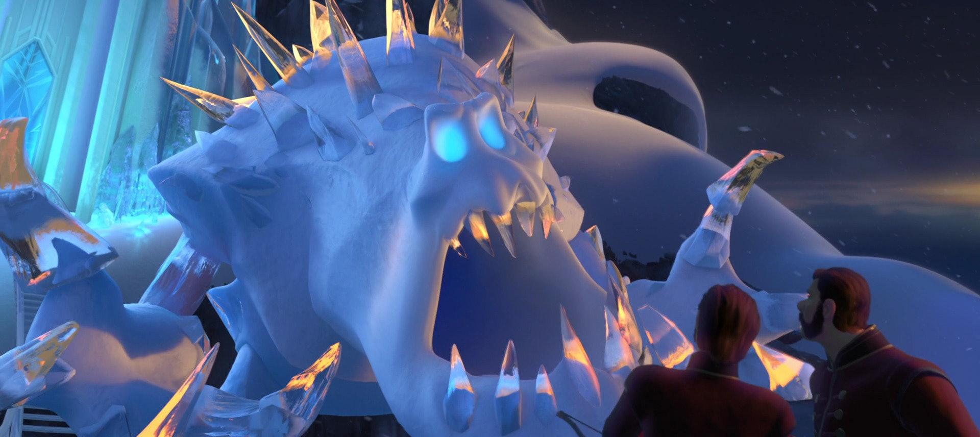 frozen 2 ending spoilers post credits frozen 3