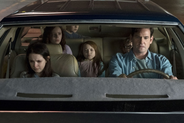 'Haunting of Hill House'