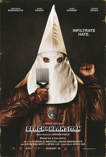 Spike Lee Blackkklansman