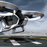 This Flying Taxi Would Make Getting to the Airport Super Easy