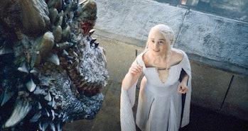 Daenerys in 'Game of Thrones' Season