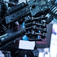 In the 2020s, killer robots may roam the Earth