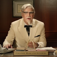 KFC's Colonel Sanders and Norm Macdonald Break the Internet