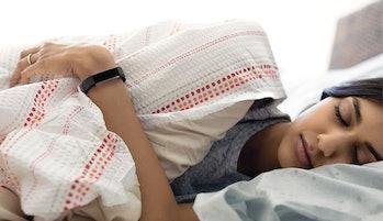 fitbit sleep tracker