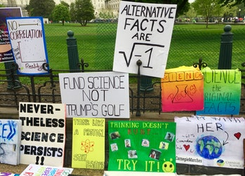 March for Science, Washington, DC