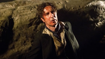 """Paul McGann as the 8th Doctor in """"Night of the Doctor."""""""