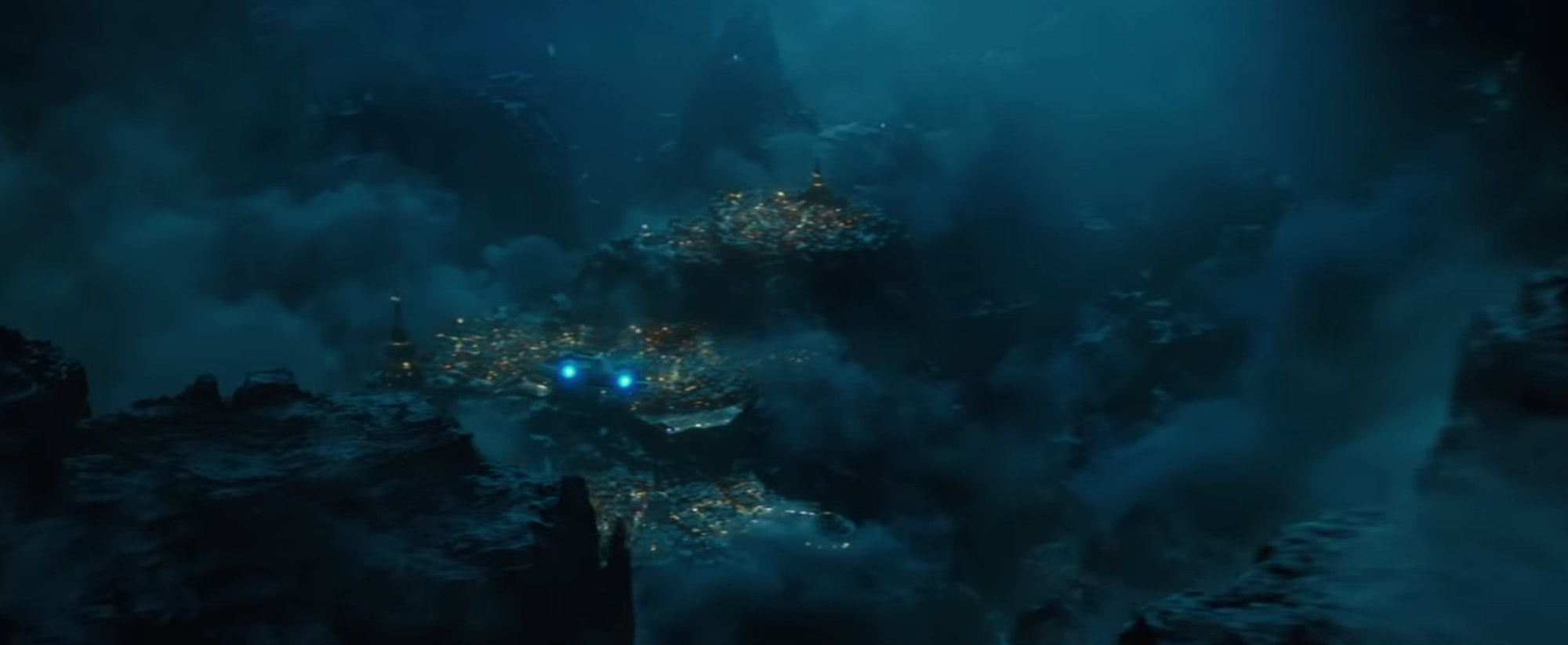 The mystery planet from 'Star Wars: Rise of Skywalker'