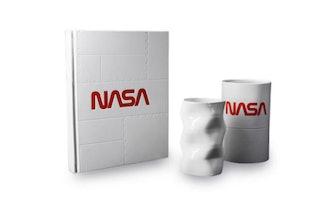 NASA AR Notebook & Space Mug Bundle