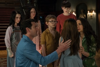 haunting of hill house crain family netflix horror