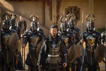 Thor Ragnarok Warriors Three