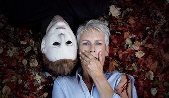 Jamie Lee Curtis returns in 'Halloween' 2018