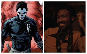Shadowman Valiant Donald Glover