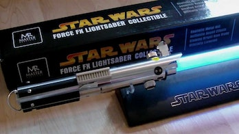 Lightsaber Luke Force FX