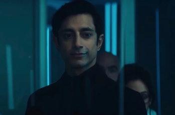 Riz Ahmed as Carlton Drake